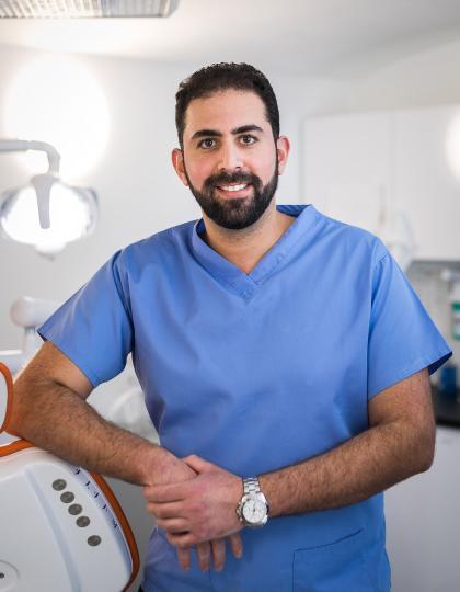 Dr. Darawsheh Ali Farid - Orthodontist